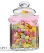 Small Sweet Jar With Lid Wedding/ Celebration/ Favour/ Decoration/ Sweets