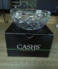 Cash 6 inch Crystal Celtic Ring Bowl (Retail for over $50.00)