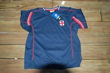 England Adult XL Soccer Jersey by Magna Sports new with tags