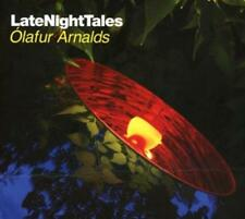 Olafur Arnalds - Late Night Tales (CD+Mp3) - CD