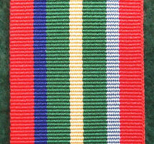 WW2 PACIFIC STAR MEDAL RIBBON MEDAL REPLACEMENT MOUNTING KOKODA NEW GUINEA