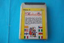 19° ZECCHINO D'ORO MUSICASSETTA STEREO 8 RIFI 1976 SIGILLATA