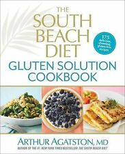 The South Beach Diet Gluten Solution Cookbook : 175 Delicious, Slimming,...