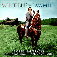 Mel Tillis ~ Sawmill NEW AND SEALED  CD ALBUM  *  COUNTRY + WESTERN *