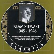 Slam Stewart - 1945-1946 / Chronogical Classics Records CD New