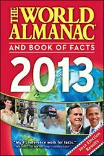 The World Almanac and Book of Facts 2013-ExLibrary