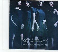 (EU359) Night Works, The Eveningtime  - DJ CD