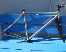 Small Litespeed Bella 2006 Titanium Road Bike Frameset Frame Carbon Fork Headset