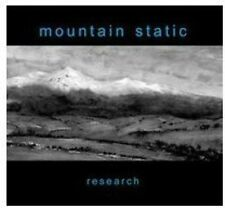 Mountain Static - Research [New CD] Australia - Import