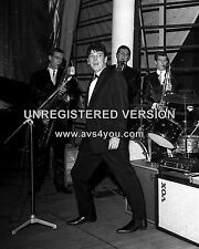 "Gene Vincent 10"" x 8"" Photograph no 66"