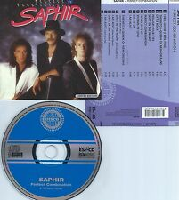 SAPHIR-PERFECT COMBINATION-1986-REMASTERED IN 2004-CD-MINT-