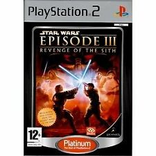 Star Wars: Episode III: Revenge of the Sith (PS2), Good PlayStation2, Playstatio