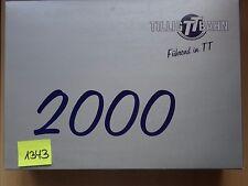 Tillig TT Millenium-Set Auflage 500 Stück sehr selten   - Neuware