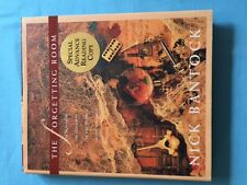 THE FORGETTING ROOM -  SPECIAL ADVANCE READING COPY SIGNED BY NICK BANTOCK