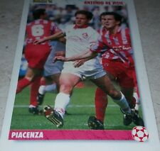 CARD JOKER 1994 PIACENZA DE VITIS CALCIO FOOTBALL SOCCER ALBUM