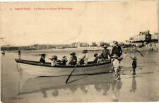 CPA  Saint-Pair - Le Retour du Canot de Sauvetage   (246234)