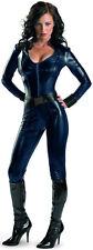 Adult BLACK WIDOW Costume NEW! Small (4-6) Iron Man 2 Avengers womens DISGUISE