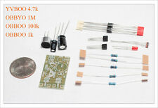DIY electronic Kit - 400vac light bulb sound activated auto delay switch kit
