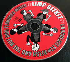 Chocolate Starfish and the Hot Dog Flavored Water [PA] by Limp Bizkit - Disc 1