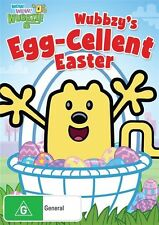 Wubbzy's Egg-cellent Easter Adventure (Wow Wow Wubbzy) DVD NEW