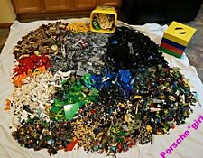 Massive Lego Lot 127 Pounds Star Wars ATAT Batman Deadpool LOTR Minifigs Smaug