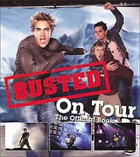 """Robinson, Peter """"Busted"""": On Tour - the Official Book Very Good Book"""
