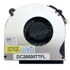 Genuine New Dell Latitude E6410 E6510 Laptop CPU Cooling Fan 04H1RR DC280007TFL
