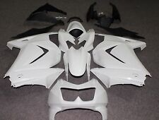 Unpainted Drilled ABS Bodywork Fairing Kit for KAWASAKI NINJA 250R 2008-2012