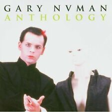 Anthology By Gary Numan On Audio CD Album Age & Easy Listening 2004 Age &