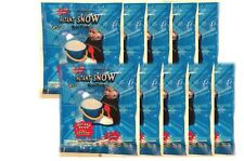 Instant Snow (10 Pack) Create a Winter Wonderland Wherever You Are.
