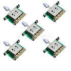 5pcs 5-WAY Blade Selector Switches for Fender Strat Tele Wholesale Parts