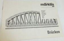 Märklin Brücken Anleitung  #   å