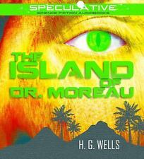 The Island of Dr. Moreau by H. G. Wells (2015, CD, Unabridged)