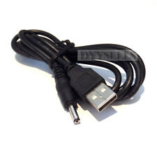 5V 2A USB Cable Lead Charger 3.45mmx1.3mm 3.45x1.3 for Android Tablet PC