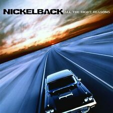 "NICKELBACK ""ALL THE RIGHT REASONS"" CD NEU"