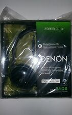 Denon AH-D310R Mobile Elite Ocer-Ear Headphones with 3-Button Remote + Mic​