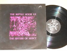 """THE SISTERS OF MERCY -The Reptile House- 12"""""""