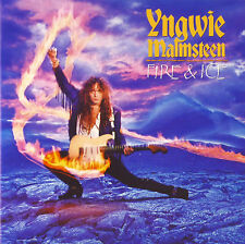 CD - Yngwie Malmsteen - Fire And Ice - #A1655