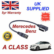 Mercedes Benz A CLASS MP3 MEMORY Stick USB Cable Media Interface