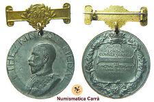 [NC] MEDAGLIA INGHILTERRA PREMIO PRESENZE SCUOLA 1911 (nc1951)