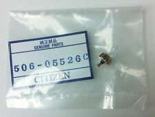 CITIZEN 506-05526C GOLD TONE CROWN BRAND NEW ORIGINAL PACKAGE NOS 4-S025150