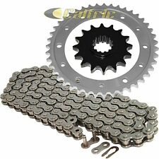 Drive Chain & Sprockets Kit Fits HONDA VFR750F Interceptor 750 RC36 1990-1997