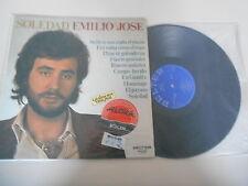 LP Ethno Emilio Jose - Soledad (10 Song) BELTER REC / ESPANA