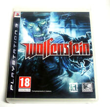 WOLFENSTEIN - PS3 PLAYSTATION 3 -5030917069451- MODENA