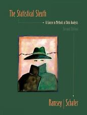 The Statistical Sleuth: A Course in Methods of Data Analysis Book & CD)