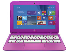 HP Stream 11 D020NR 11.6in. (32GB, Intel Celeron, 2.58GHz, 2GB) Notebook/Laptop…