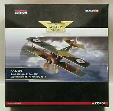Corgi Aviation Archive AA37904 SPAD XIII Wm M Fry 1/48 Scale Diecast Model