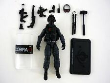GI JOE SHOCK TROOPER Rise of Cobra Action Figure ROC COMPLETE 3 3/4 C9+ v1 2011