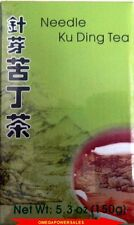 NEEDLE KU DING  BLOOD PRESSURE CHOLESTEROL LIVER  TEA  5.3 oz