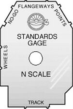 NMRA N Scale Standards Gauge Mark IVb